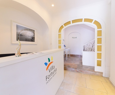 Прием   Villa Fortuna Holiday Resort