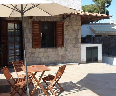 терраса   Villa Fortuna Holiday Resort