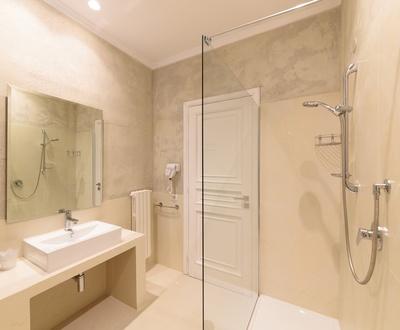 Ванная комната   Villa Fortuna Holiday Resort