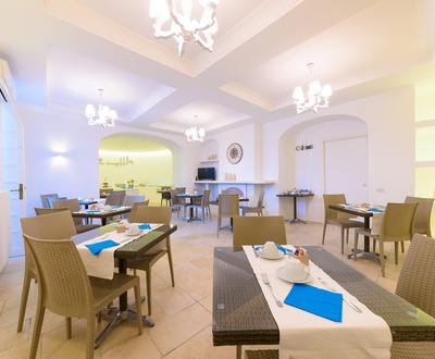 Завтрак   Villa Fortuna Holiday Resort