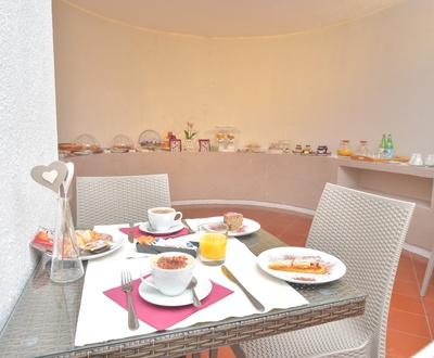 colazione   Villa Fortuna Holiday Resort